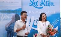 MC Quỳnh Hương dùng nhuận bút sách cho chương trình thiện nguyện