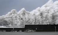 Siêu bão mạnh nhất 25 năm chuẩn bị đổ bộ Nhật Bản