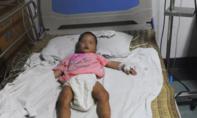 Bé gái gần 2 tuổi sống sót kì diệu sau 4 ngày mất tích trên đồi