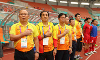 HLV Park Hang-seo muốn tiếp tục đồng hành cùng bóng đá Việt
