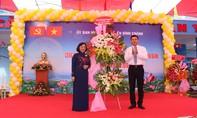 TP.HCM: Khánh thành Trường tiểu học Huỳnh Văn Bánh