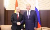 Tổng thống Putin: Việt Nam là đối tác quan trọng hàng đầu tại châu Á-Thái Bình Dương