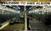 Trung Quốc nổi đoá vì tàu chiến Anh tuần tra Biển Đông