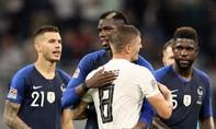 Tuyển Đức chia điểm tiếc nuối trước Pháp