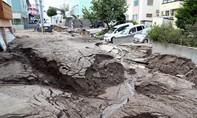 Số người chết trong trận động đất tại Nhật Bản tiếp tục tăng