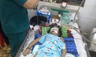 Xót thương bé gái 7 tuổi bị điện giật phải sống đời thực vật