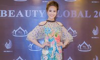 Á khôi Dương Yến Phi dự thi Hoa hậu sắc đẹp toàn cầu 2018