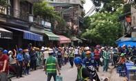 Hà Nội: Nhà rung lắc, người chao đảo nghi động đất