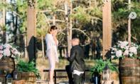 Hoa hậu Hoàn vũ 2017 đính hôn với tuyển thủ bóng chày