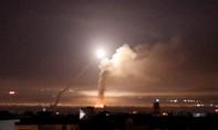 Syria tố Israel nã hàng loạt tên lửa hướng vào Damascus