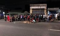 Người nước ngoài tử vong sau cú va chạm xe máy với xe trộn bê-tông