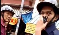 Làm rõ clip người dân phản ứng khi dân phòng dừng xe kiểm tra ma túy