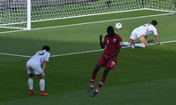Clip trận Qatar thắng Triều Tiên 6-0