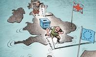 """Thủ tướng Anh """"vượt ải"""" bỏ phiếu bất tín nhiệm về Brexit"""