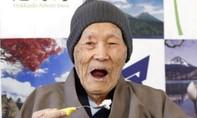 Người đàn ông già nhất thế giới vừa qua đời ở tuổi 113