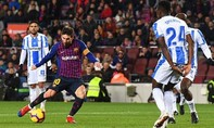 Messi vào sân từ băng ghế dự bị giúp Barca giành 3 điểm