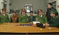 Hai người nước ngoài bị bắt cùng 2.000 viên ma túy tổng hợp