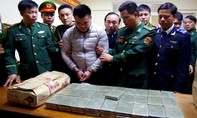 Chặn ô tô vận chuyển 120 bánh heroin từ nước ngoài về Việt Nam