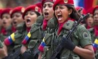 Tổng thống Venezuela ra lệnh cho quân đội tập trận quy mô lớn