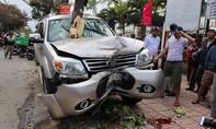 Khởi tố người đàn ông 60 tuổi lái ô tô tông bé 3 tuổi tử vong