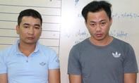 Hai gã cẩu tặc bị lộ từ việc dùng súng giải quyết mâu thuẫn trên bàn nhậu