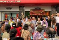 Công ty Toàn Thắng trao quà Tết cho dân nghèo