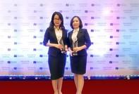 """BIDV nhận giải thưởng """"Thẻ tín dụng tốt nhất Việt Nam""""  3 năm liên tiếp"""