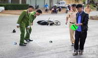 Xe khách tông liên tiếp 2 xe máy ở Gia Lai, 4 người thương vong