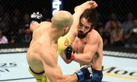 Võ sĩ UFC hạ knockout đối thủ trong 30 giây