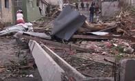 Clip cảnh hoang tàn sau cơn lốc khủng khiếp ở Cuba