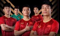 Đội tuyển Việt Nam ra mắt mẫu áo đấu mới năm 2019