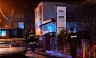 Năm thiếu nữ Ba Lan chết cháy vì chơi trò giải đố