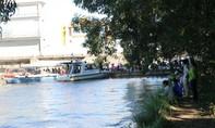 Tìm thấy thi thể 3 nạn nhân vụ sa làn chìm trên sông Tiền