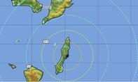 Động đất mạnh 6,4 độ richter xảy ra ở phía nam Nhật Bản
