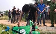 Thực nghiệm hiện trường vụ sát hại nam sinh chạy Grabbike cướp xe