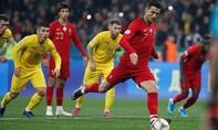 Clip Bồ Đào Nha bại trận trước Ukraina, dù Ronaldo ghi bàn