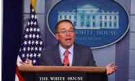 Nhà Trắng thừa nhận Trump dùng gói viện trợ gây áp lực với Ukraine