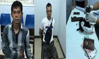 Bắt nhóm người nước ngoài chuyên đột nhập các DN trộm hơn 1,5 tỷ đồng