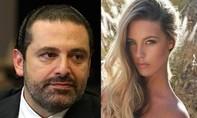 Nữ người mẫu 'tiết lộ' Thủ tướng Lebanon từng tặng mình 15 triệu USD