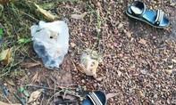 Phát hiện xác nữ sinh nổi trên hồ Trị An