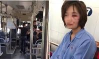 Khởi tố vụ án, truy bắt nhóm đối tượng hành hung nữ nhân viên xe buýt