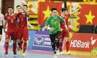 Clip Futsal Việt Nam lần đầu thắng Australia