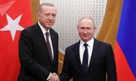 Thổ Nhĩ Kỳ 'bắt tay' Nga trong giải quyết vần đề biên giới với Syria