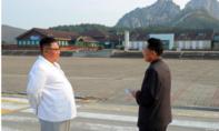 Ông Kim muốn dỡ bỏ công trình Hàn Quốc xây trên núi Kim Cương
