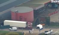 Phát hiện 39 thi thể trong thùng xe container ở Anh