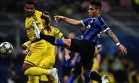 Clip Inter hạ Dortmund, trở lại cuộc đua ở Champions League