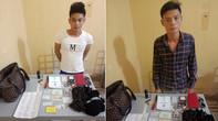 Thiếu tiền mua ma túy, hai thanh niên rủ nhau đi cướp tài sản