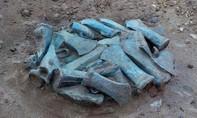 Phát hiện kho vũ khí cổ gần 3.000 năm