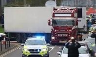 Nghi vấn hai chiếc container đã vào Anh và số người di cư lên tới 100