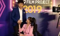 Hari Won khoe sắc hồng ủng hộ phim ngắn